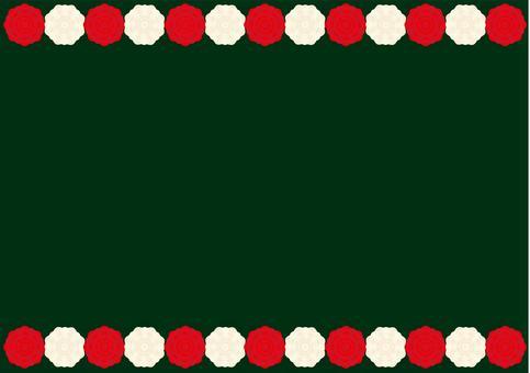 紙花框(黑板)