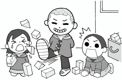 Child's bullying