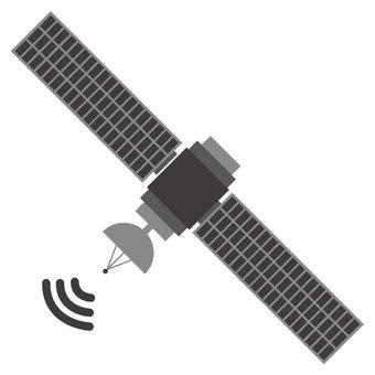 簡單的低地球軌道人造衛星