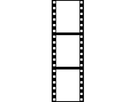 Negative fill vertical 3 frames