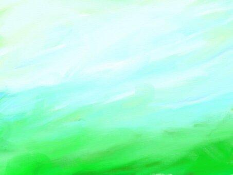 水彩風格的風