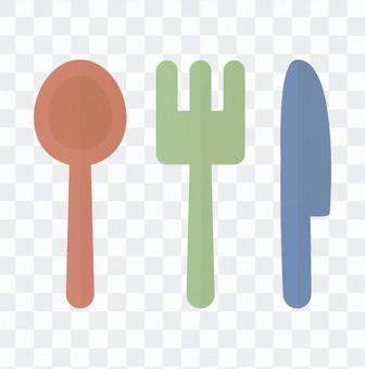 Spoon / Fork / Knife