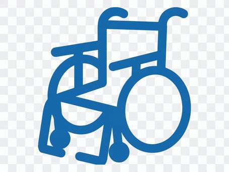 輪椅(象形圖樣式)