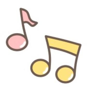 音符音樂柔和可愛聲音