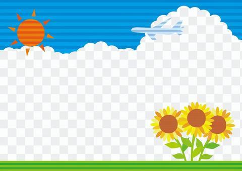 向日葵框架