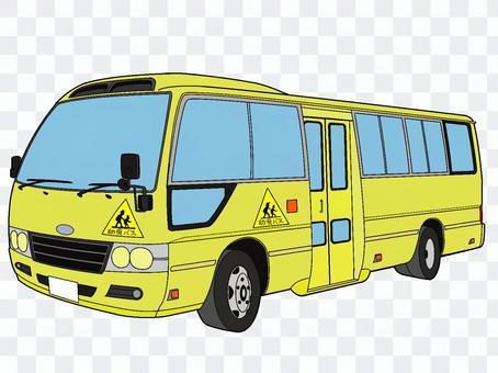 幼儿园巴士