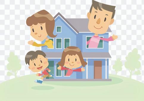 家庭_我的家