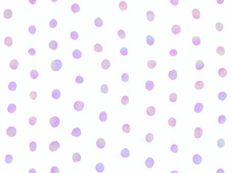 圓點粉紅色