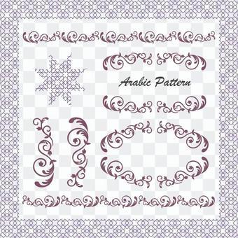 아랍어 모양