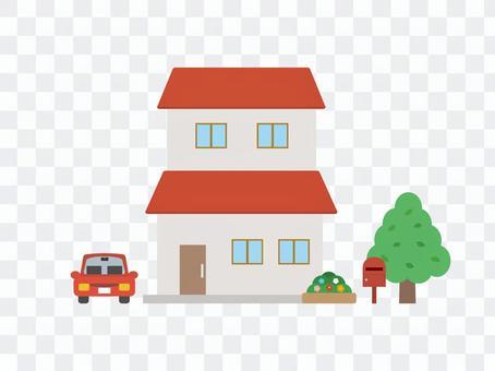 家 一軒家1