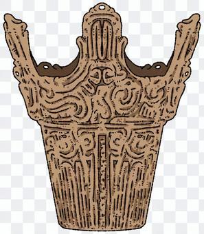王冠型土器