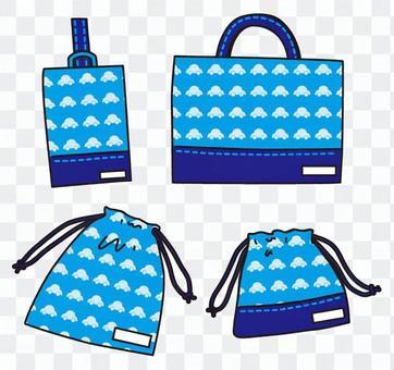 入场·入场袋1(蓝色)