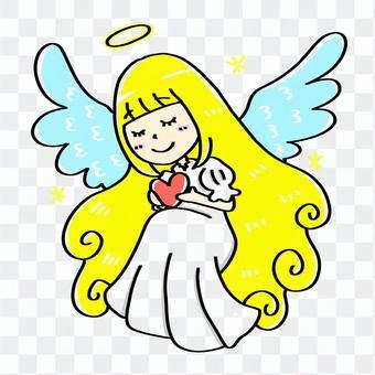 一顆心的天使性格