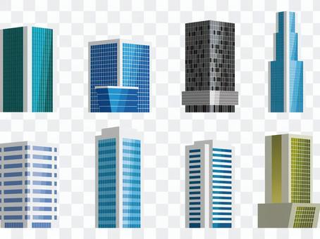 Skyscraper set-3