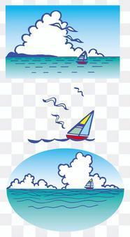 海上和遊艇
