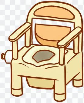 便攜式廁所