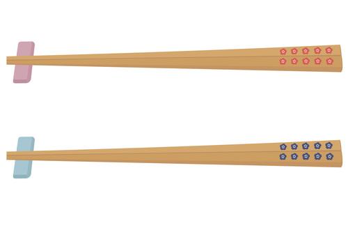兩根筷子套裝