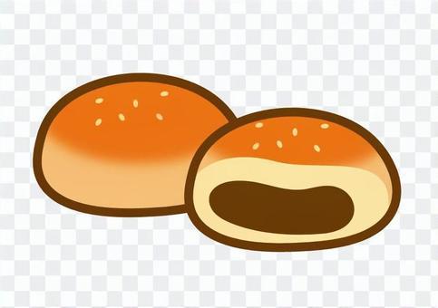 有麵包圈線