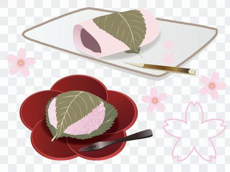 櫻花麻chi東西方和櫻花套裝