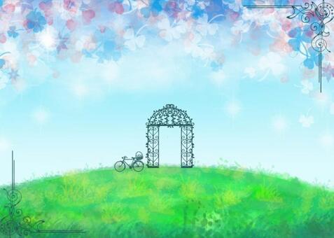 Garden Sky