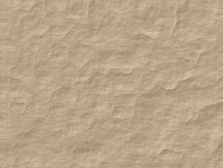 皺紋的淺棕色牛皮紙背景4:3