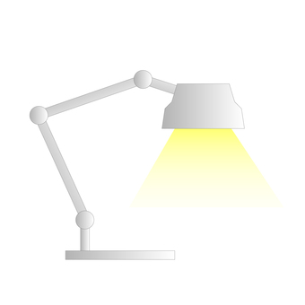 Stand light (white)