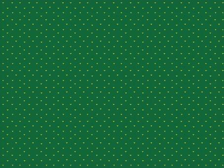 三角形圖案·綠色