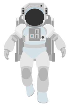宇航員著陸