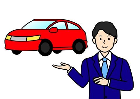 汽車銷售 新車 二手車 銷售員 車檢