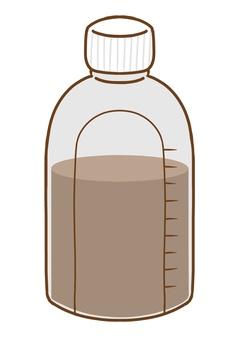 Hospital syrup medicine
