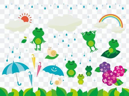 雨季的插圖(4)