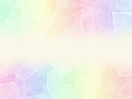 彩虹色帆布背景色鉛筆觸摸背景