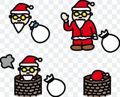 聖誕老人的工作