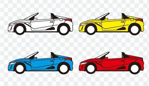 轻型汽车跑车