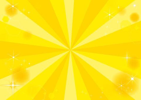 【背景】黃色(A4尺寸)