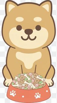 狗的米飯01