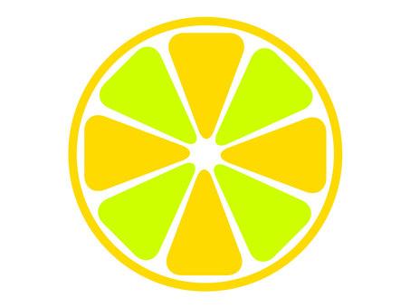 橙色橫截面2