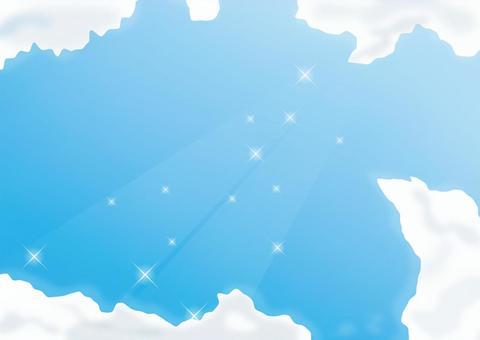 天空和雲彩2