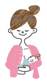[Dango]母乳喂養