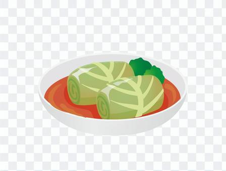 白菜捲01