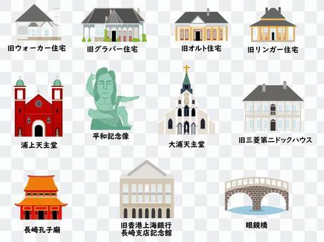 長崎の観光地