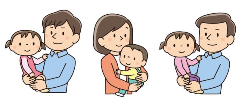 ひとり親−3組