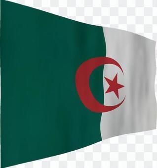 阿爾及利亞的旗幟