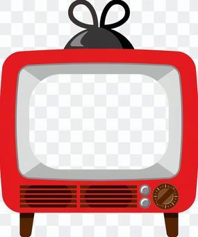 復古可愛電視(幀)