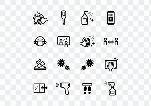 傳染病預防_icon
