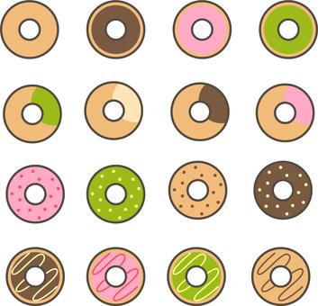 Donut illustration_02