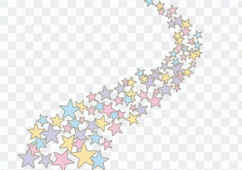 七夕材料013銀河系
