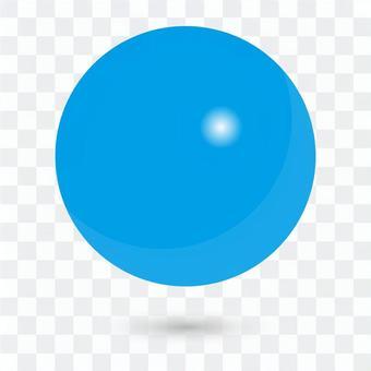 ___球形材料的标志