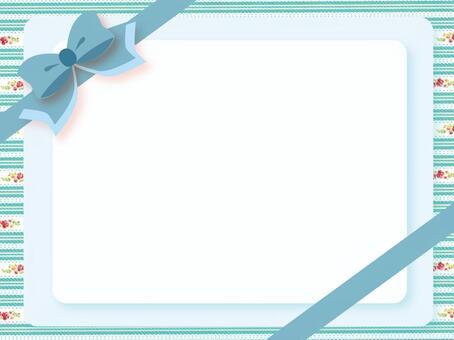 블루 리본 카드