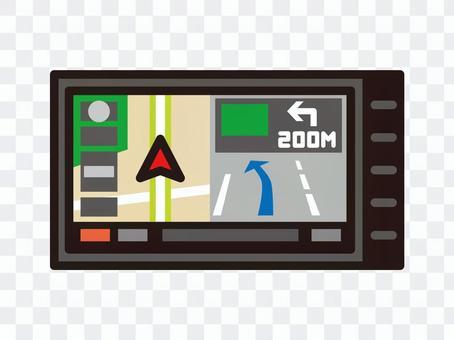 汽車導航系統